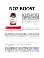 No2 boost - http://www.muscleshapeup.com/no2-boost/