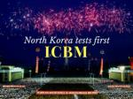 North Korea Claims First Successful ICBM Test