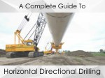 Horizontal Directional Drilling Good Practices Guidelines