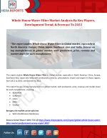Whole House Water Filter Market Analysis By Key Players