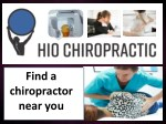 Find a good chiropractor for best chiropractor care
