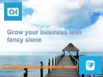 Start your own business with Fantacy clone
