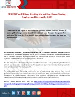 EU5 ERCP and Biliary Stenting Market Size, Share, Strategy Analysis and Forecast by 2023