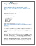 Safety I O Modules Market 2022 - Opportunities, Challenges, Strategies, Industry Verticals and Forecasts
