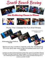 Join Best Miami Beach Boxing Gym