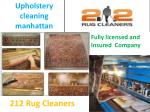 upholstery cleaning nyc