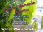 Monsoon Holidays Destinations in India