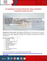 Xerophthalmia Treatment Market Size, Share and Market Competition Analysis by 2022