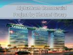 Alphathum Office Space with 12% Assured return in Noida