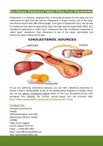 Buy Generic Cholesterol Tablets Online From Safemeds4all