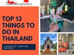 Top 13 Best Things to Do in Thailand