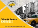 taxi in Knoxville