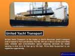 Lowest Average Boat Transport Costs