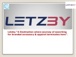 letzy-online shopping fashionable brands