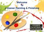 Vancouver Painting Company- J Ussner Painting & Finishing