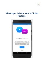 Messenger Ads are now a global feature!