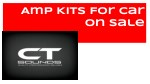 Amp Kits For Car on Sale