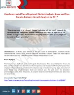 Onychomycosis (Tinea Unguium) Market Analysis, Share and Size, Trends, Industry Growth Analysis by 2017