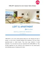 Circlapp apartment-for-rent-in-canada | barrie -oshawa