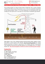 Telecom Electrical Earthing System Design India