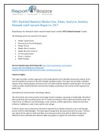 Nfc enabled handsets Market Analysis, Applications, Size, Share, Overview To 2022