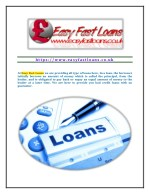 Payday loans with no checking account