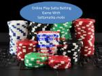 Live Online Game of Betting Sites | Sattamatka.mobi