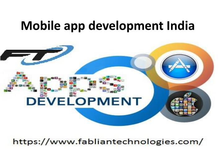 mobile app development india n.