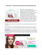 Bella Rose RX - Contains healthy, 100% safe and collagen boosting particles