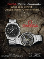 Omega Watches Speedmaster -What goes behind Omega Master Chronometer?