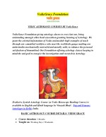VEDIC ASTROLOGY COURSES BY VedicGrace