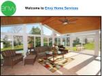 Top Sunrooms and Bathrooms Remodeling Services