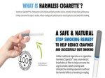 Harmless Cigarette Reviews & Testimonials
