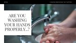 Are You Washing Your Hands with Dirty Soap?