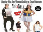 Shop for Plus Size Women Clothing at Great Discounts