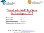 Global Industrial Silica Sales Market by Region, Manufacturers, Product and End Users to 2022