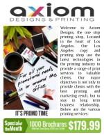 Choose the Various Services from the Printing Shop in Los Angeles