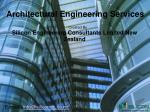 Architectural Engineering Services - Siliconecnz