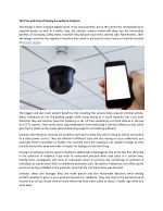 Regarding The Safety And Security Electronic Camera Solutions