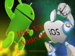 Difference between IOS and Android