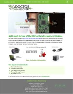 Get Expert Service of Hard Drive Data Recovery in Brisbane