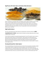 spice manufacturers in india|spice manufacturers in south india