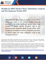 Healthcare BPO Market Trends, Investment Feasibility Analysis Report 2021