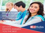 Edhola-Best Consultants for Education Abroad in Mumbai