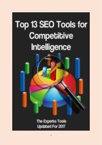 Top 13 SEO Tools for Competitive Intelligence