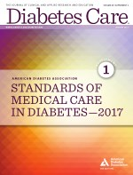 STANDARDS OF MEDICAL CARE IN DIABETES—2017 - Shared By diabetesasia.org
