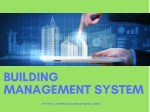 Building Management System