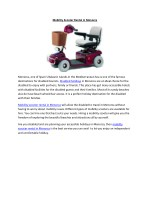 Mobility scooter rental in menorca.pdf