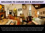 Costa Rica Bed and Breakfast