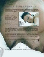 Manage Your Sleep Cycle with Zopiclone